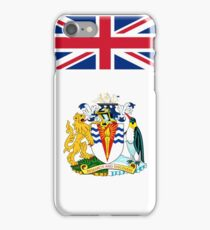 British Antarctic Territory Flag Phone Case iPhone Case/Skin