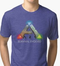 ark survival evolved Tri-blend T-Shirt