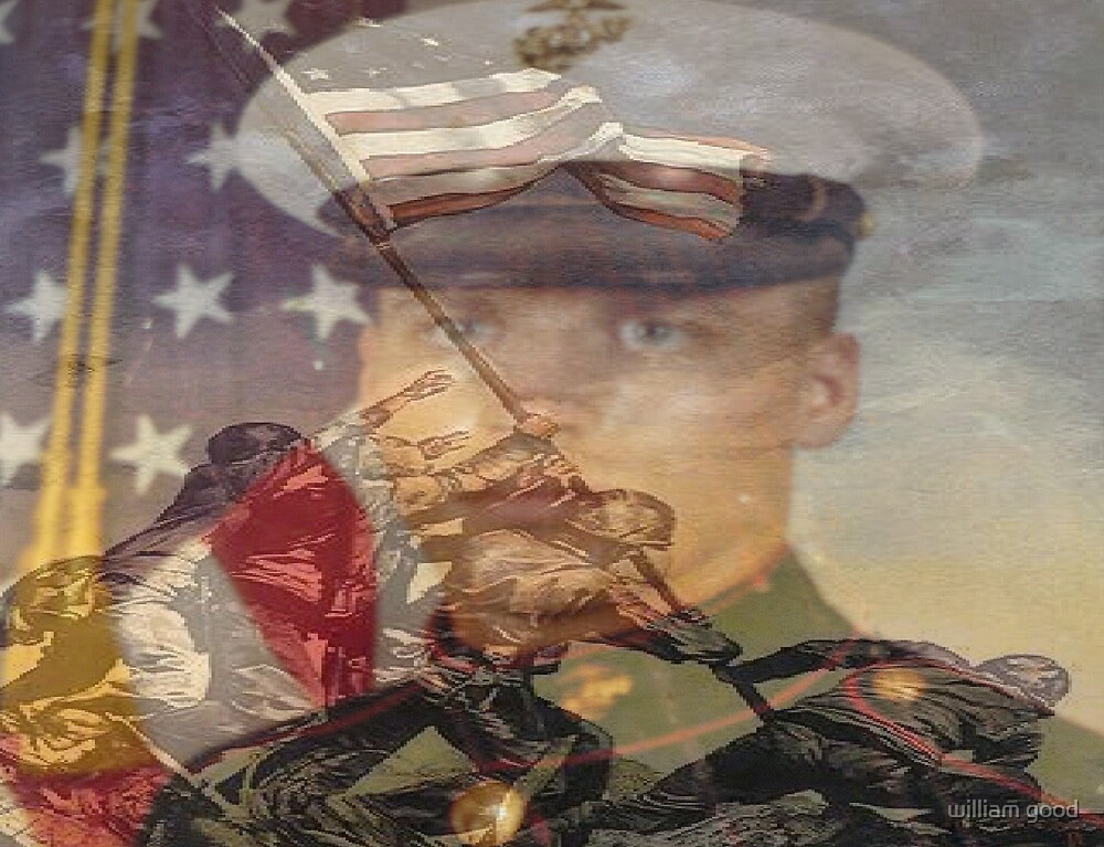 the pride of the marines and me by william good