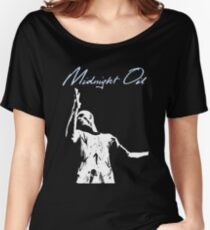 midnight oil Women's Relaxed Fit T-Shirt