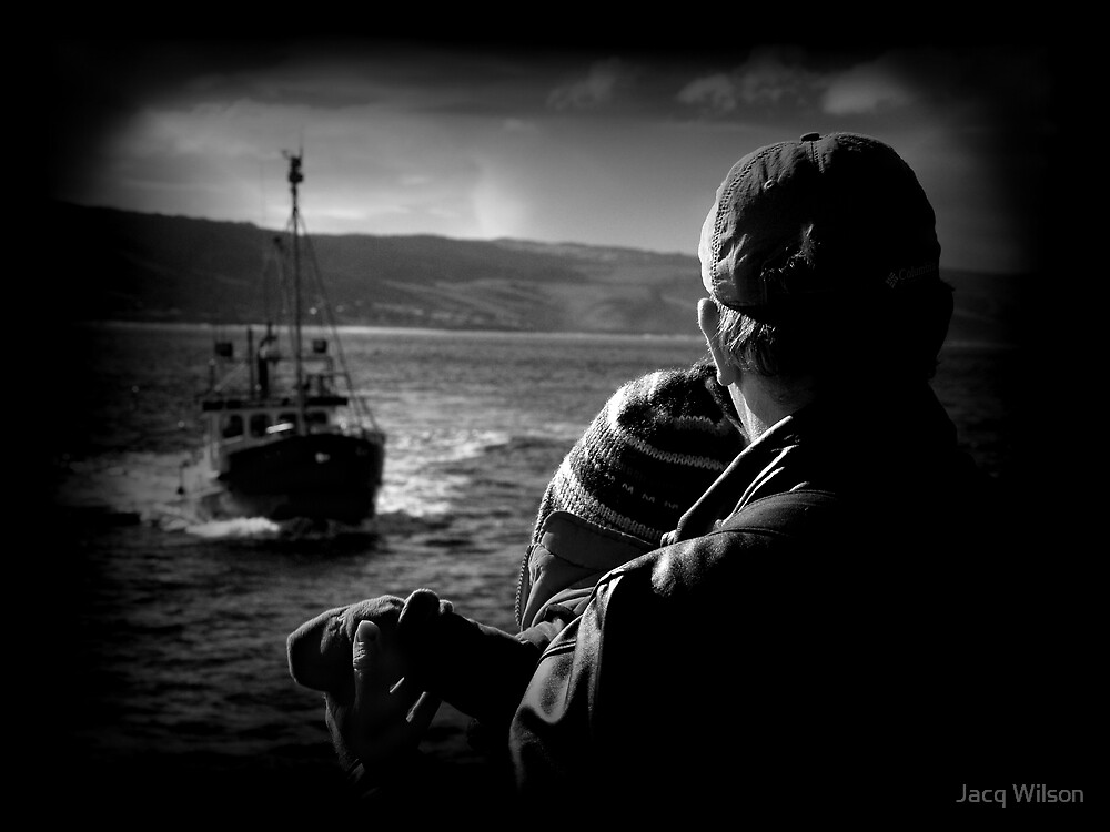 COMING HOME by Jacq Wilson