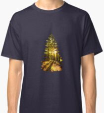 Pine Tree Forest Classic T-Shirt