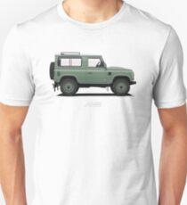 Defender 90 Heritage Hardtop Unisex T-Shirt