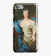 PIERRE GOBERT CIRCLE OF, YOUNG LADY BY A FOUNTAIN. iPhone Case/Skin