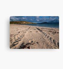 Horgabost, Isle of Harris Canvas Print