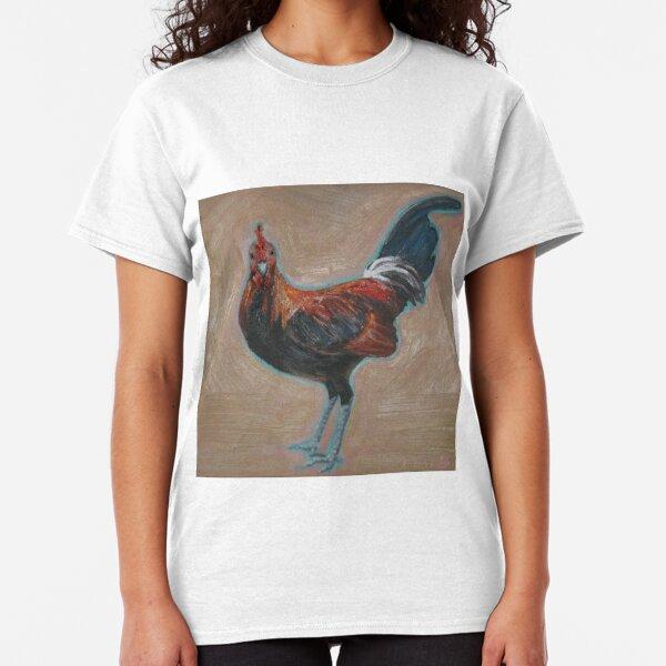 electricjunglefowl3 Classic T-Shirt