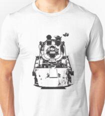 DAMPFLOKOMOTIVE Slim Fit T-Shirt