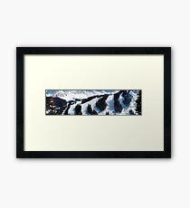 Loveland Pass Panorama Framed Print