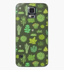 Succulents Case/Skin for Samsung Galaxy