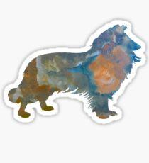 Collie Sticker