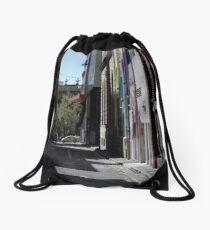 Lull Before The Storm Drawstring Bag