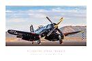 "F4U Corsair ""Korean War Hero"" by Kristoffer Glenn Pfalmer"