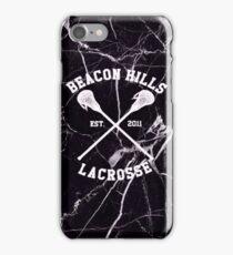 Teen Wolf - Beacon Hills Lacrosse iPhone Case/Skin