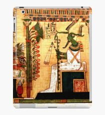 Detail of ancient papyrus iPad Case/Skin