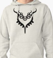 Law tattoo Pullover Hoodie