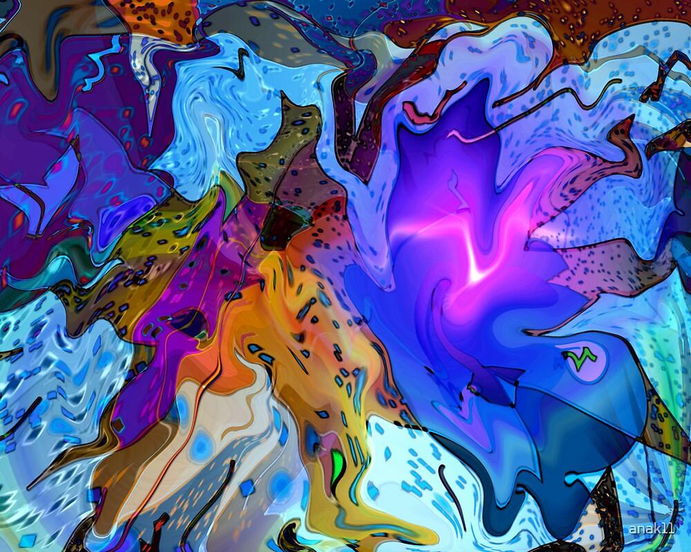 Fluid Blue by anak11