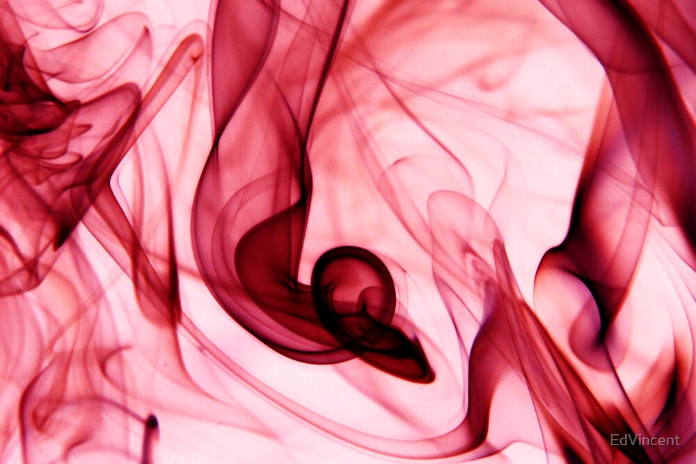 Red Smoke by EdVincent