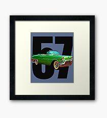 Cadillac Biarritz  Framed Print