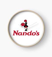 Nando's Clock