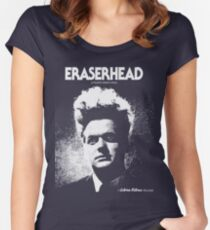 Eraserhead Women's Fitted Scoop T-Shirt