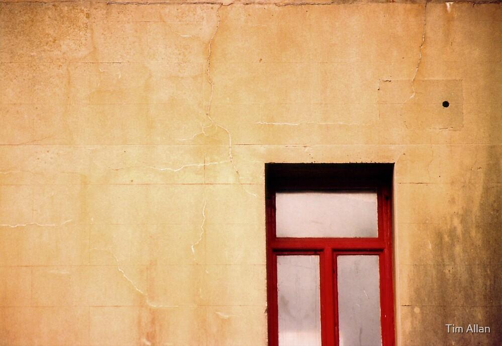 Red Door by Tim Allan