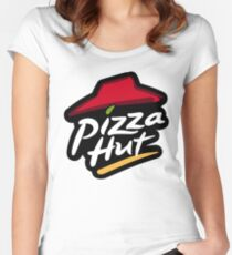 Pizza Hut Fitted Scoop T-Shirt