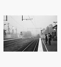 Winter Noir Photographic Print