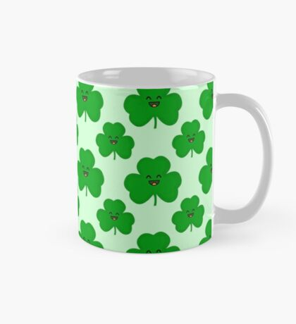 Happy Shamrock Mug