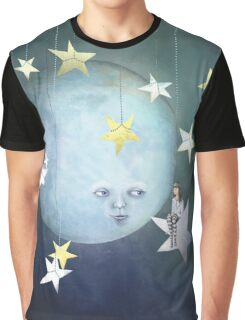 Hanging with the Stars Graphic T-Shirt