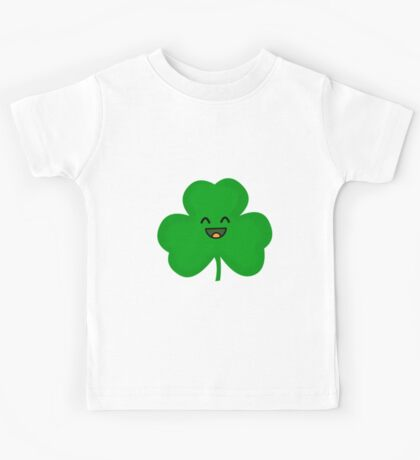 Happy Shamrock Kids Clothes