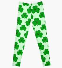 Happy Shamrock Leggings