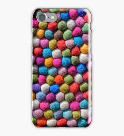 The Coloured Balls  iPhone Case/Skin