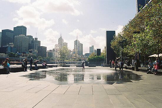 Melbourne by MichaelCouacaud