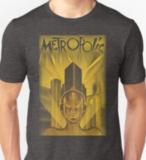 Metropole Slim Fit T-Shirt