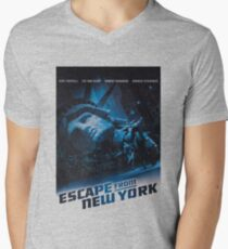 Escape from New York Men's V-Neck T-Shirt