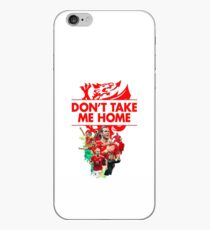 Don't Take Me Home Wales Football T Shirt and Hoodie iPhone Case