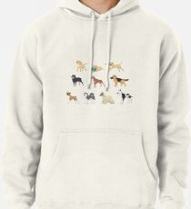 Purebred dogs Pullover Hoodie