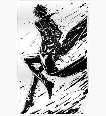 Akira Kurusu Poster