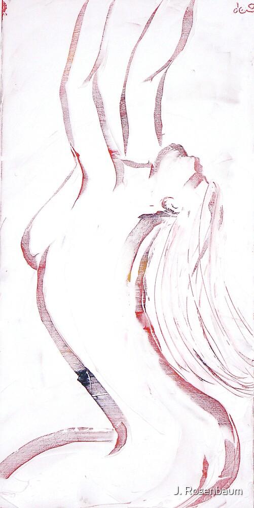 Reaching by Jennie Rosenbaum