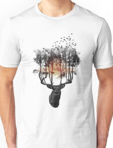 Ashes to ashes. Unisex T-Shirt