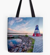 Acadian Skies Tote Bag