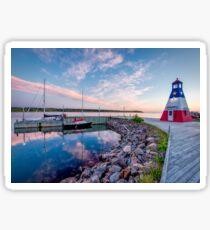 Acadian Skies Sticker