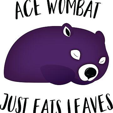 Ace Wombat by samielsiedesign