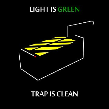 Light is Green, Trap is Clean by anxietydown