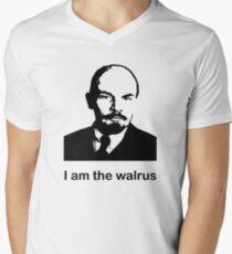 8 Men's V-Neck T-Shirt