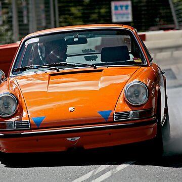 Porsche by setright