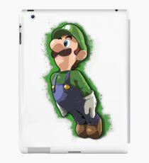 Luigi - Super Smash Bros. iPad Case/Skin
