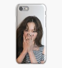 Taeyeon My Voice iPhone Case/Skin