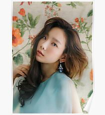 my voice Taeyeon Poster