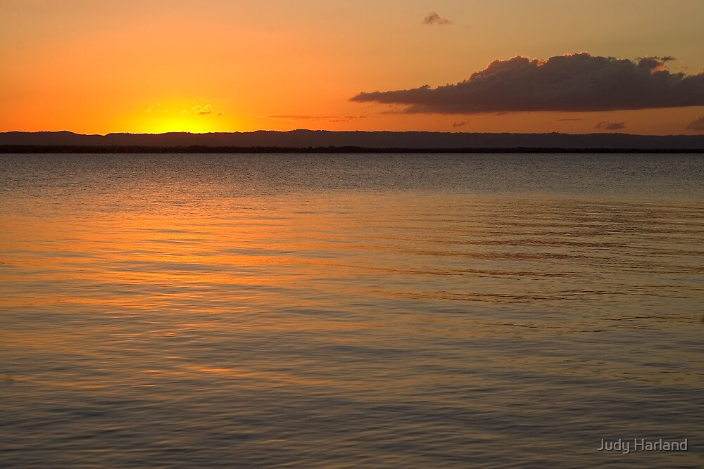 Scarborough Sunset by Judy Harland